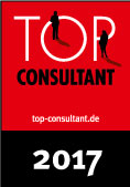 Top-Consultant 2017 Siegel